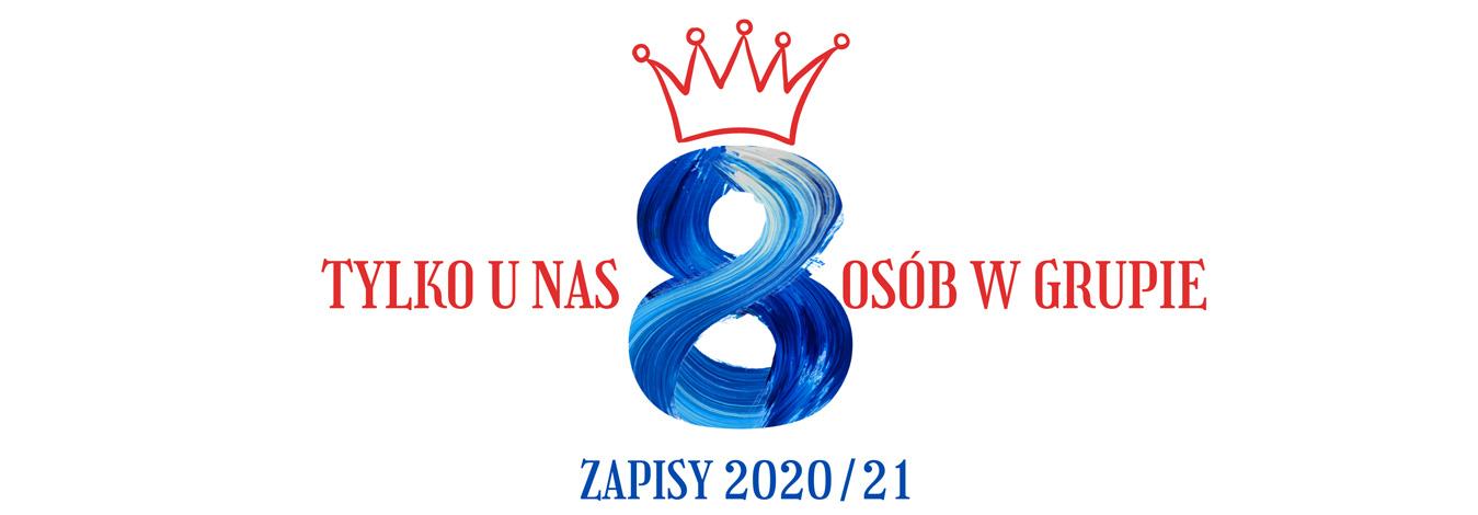 Zapisy na nowy rok szkolny 2020/2021